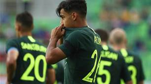X-factor Arzani not ready for full 90 - van Marwijk