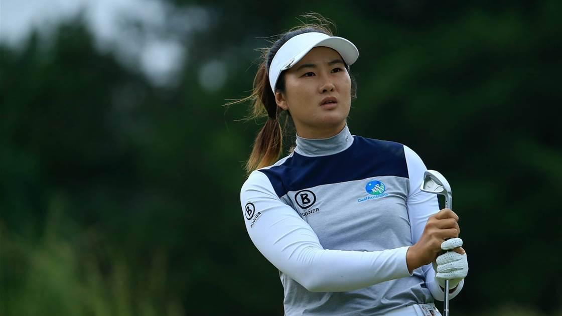 Top-five finish for Su Oh at ShopRite