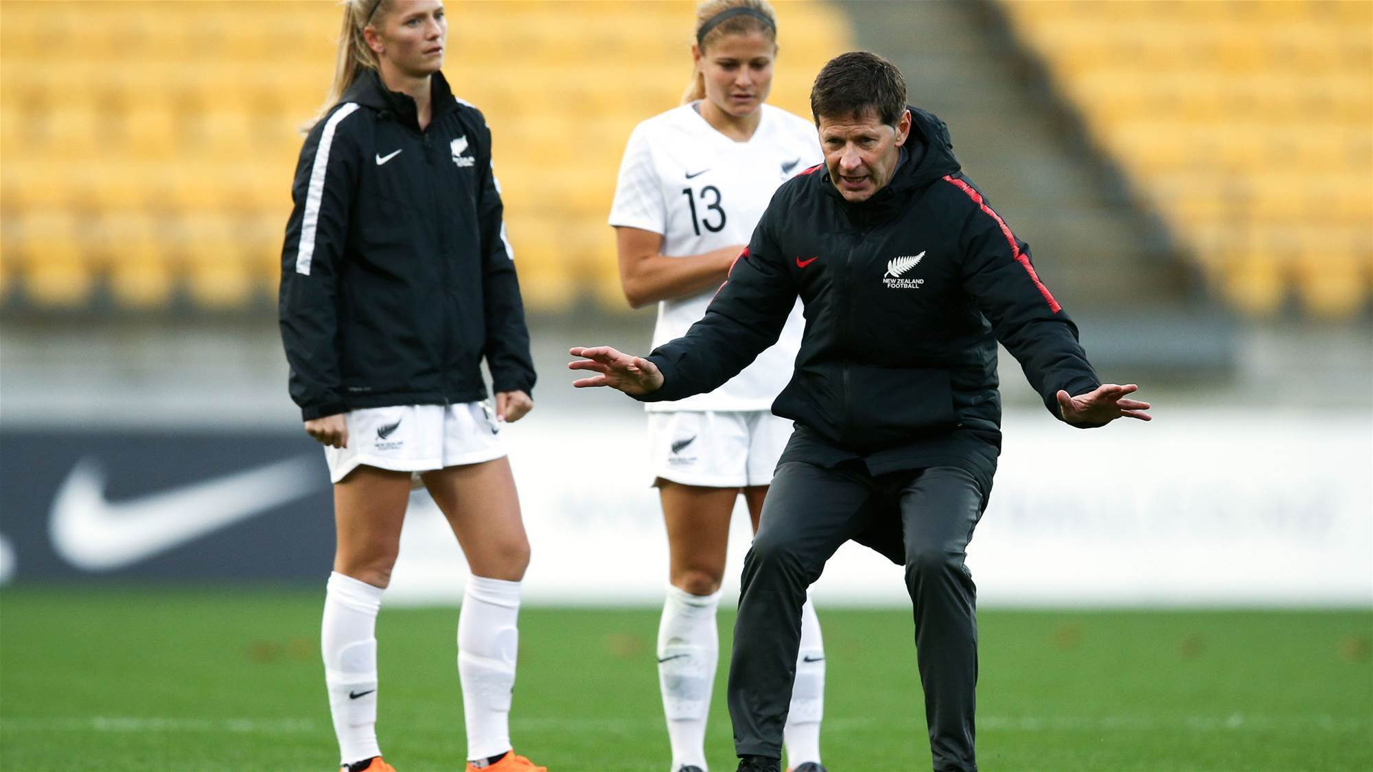 Investigation launched into Football Ferns environment