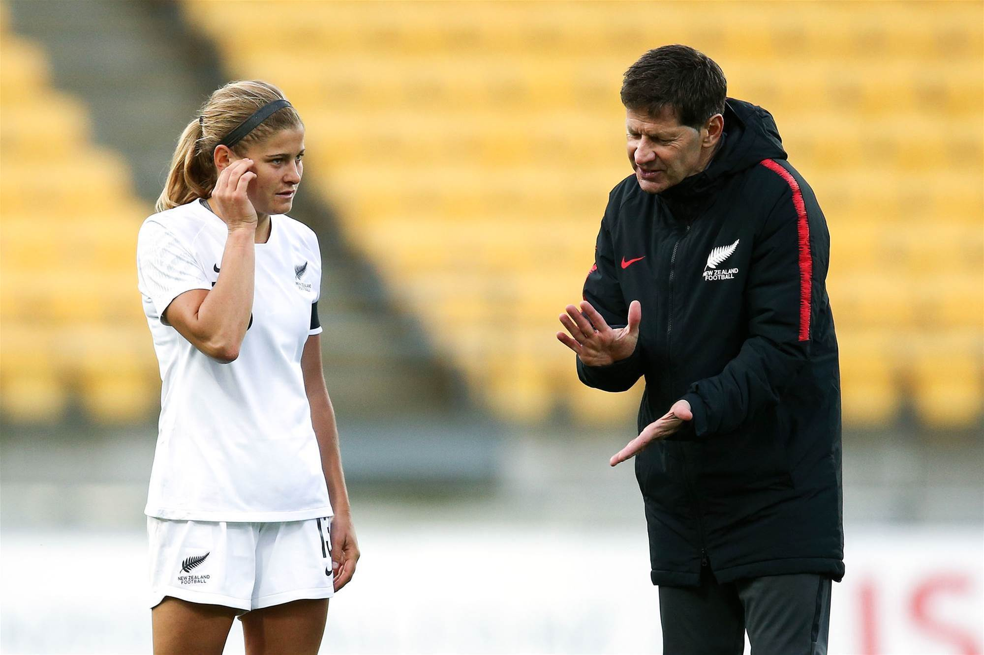 Ferns coach quits over player backlash