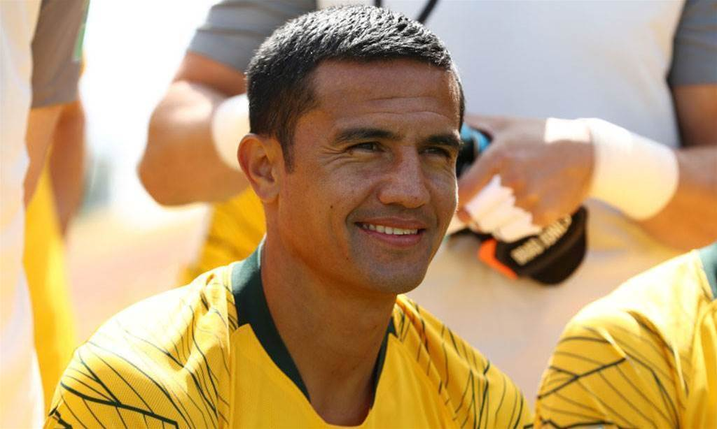 Cahill is a 'football great' - FFA