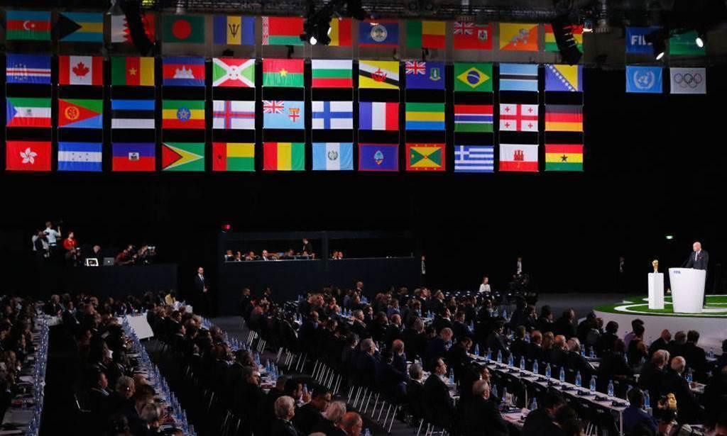 North America v Morocco: FIFA vote for 2026 World Cup hosts