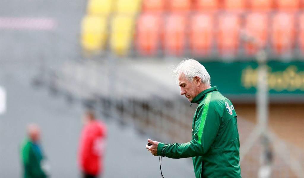 Van Marwijk refuses to consider Saudi-style smashing