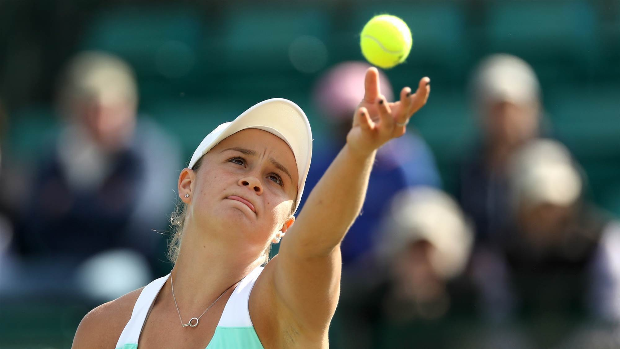Barty through to quarterfinals