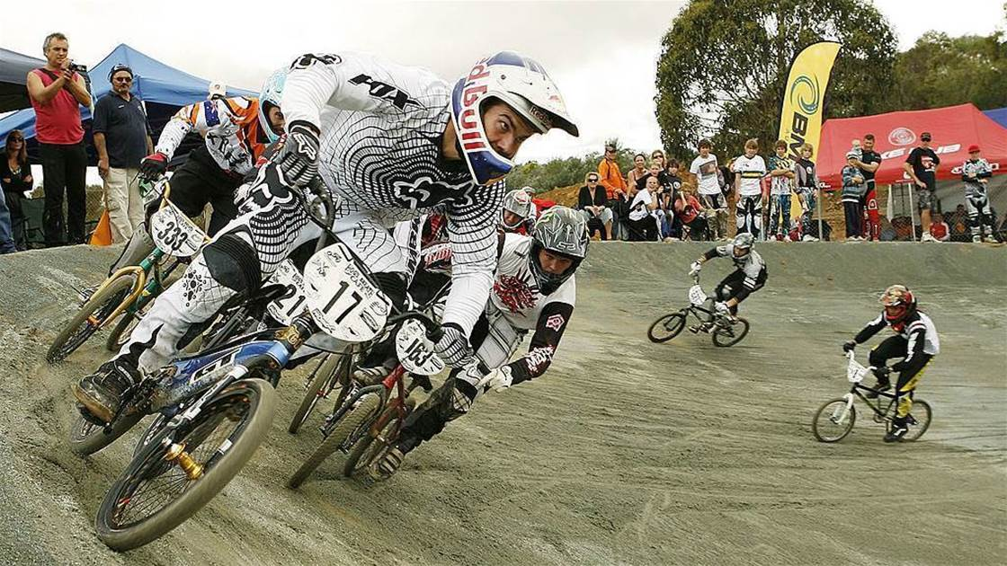 My first club: Luke Madill, BMX legend