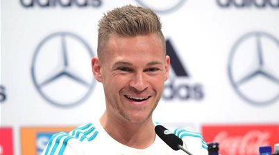 Kimmich says Germany will be 'well prepared' for Mexico match