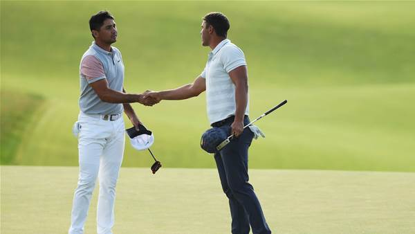 Day's million-dollar shootout with Koepka & DJ