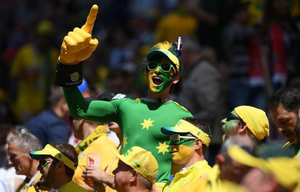 Fans gave Socceroos extra zip