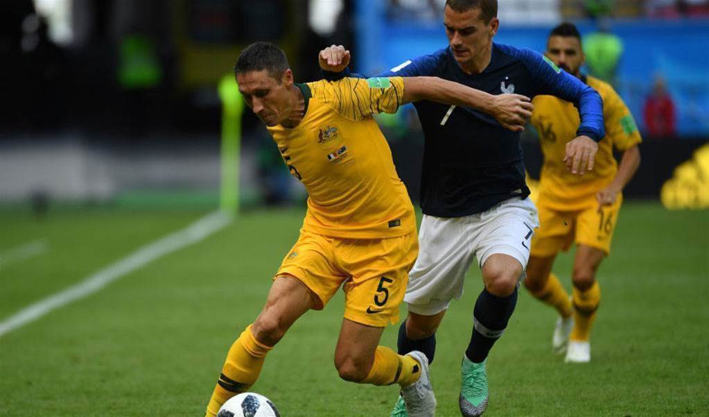 Mark Milligan sensationally axed by Al-Ahli