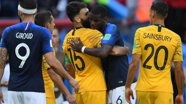 Heartbreak! Pogba denies heroic Socceroos