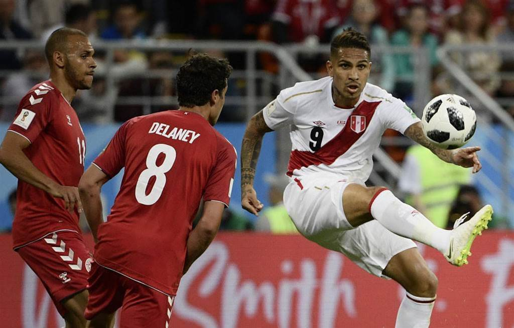 Guerrero says Peru can beat France