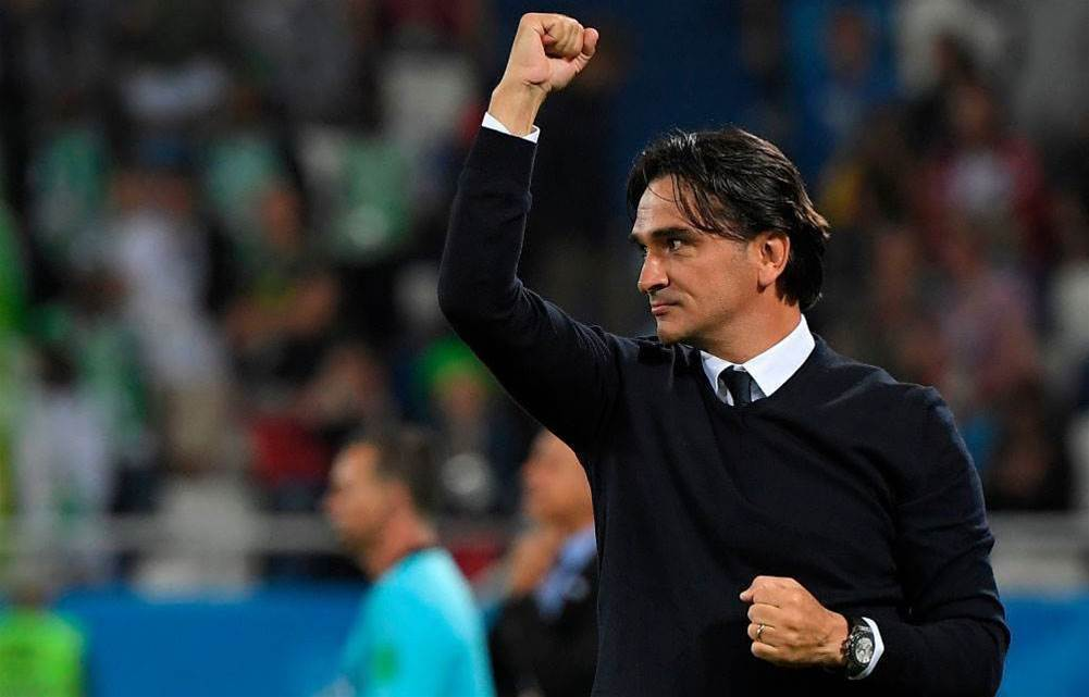 Win over Argentina should see Croatia through - Dalic