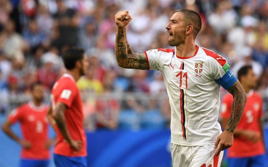 Costa Rica v Serbia player ratings