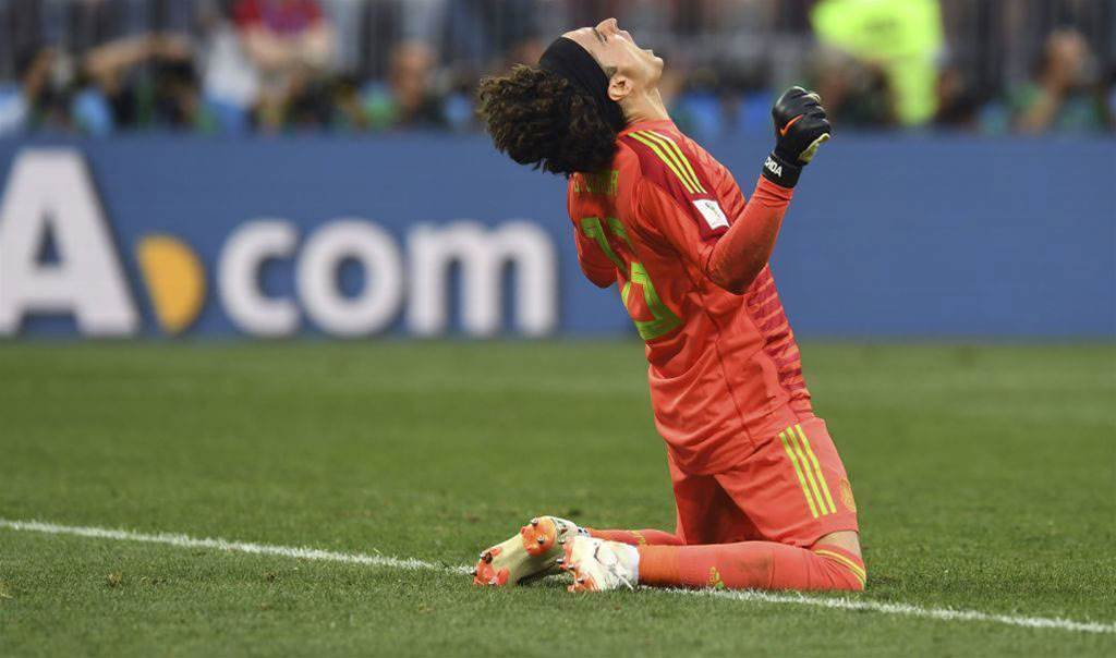 Ochoa hails Mexico performance against Germany