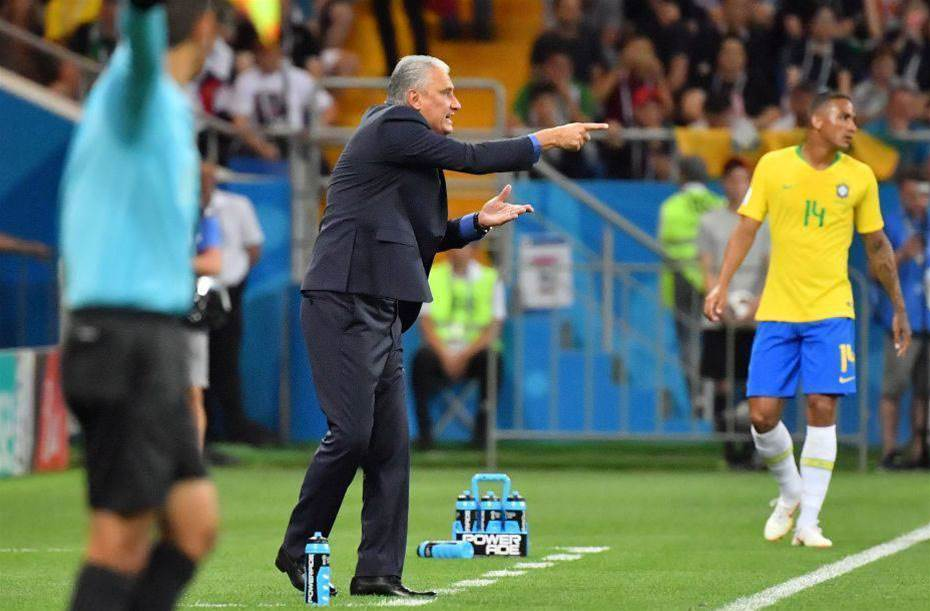 Tite laments 'foul' on Miranda which led to Switzerland's equalizer