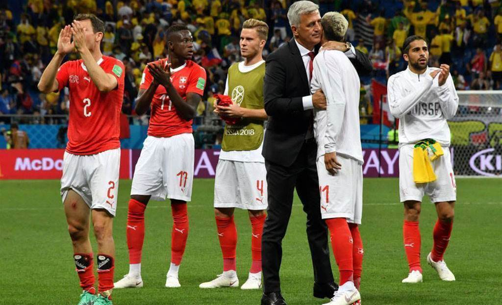 Switzerland Coach: Teams should start taking us seriously