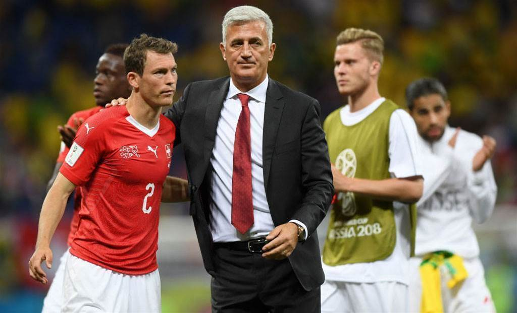 Switzerland Coach: Draw with Brazil 'not bad'