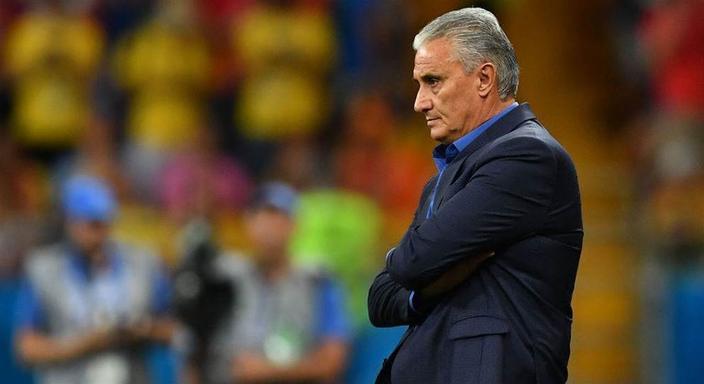 Tite unhappy with Switzerland draw
