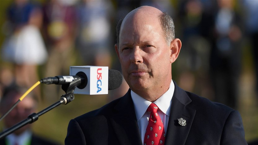 USGA CEO Mike Davis announces 2021 departure