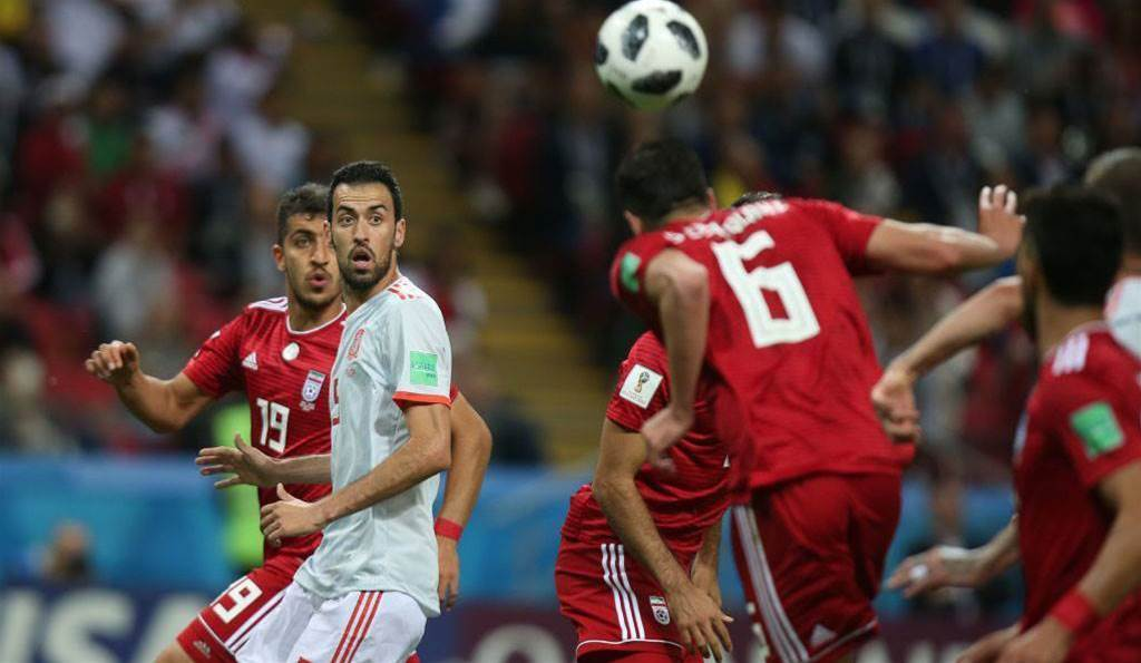 Spain surprised by 'difficult' Iran match