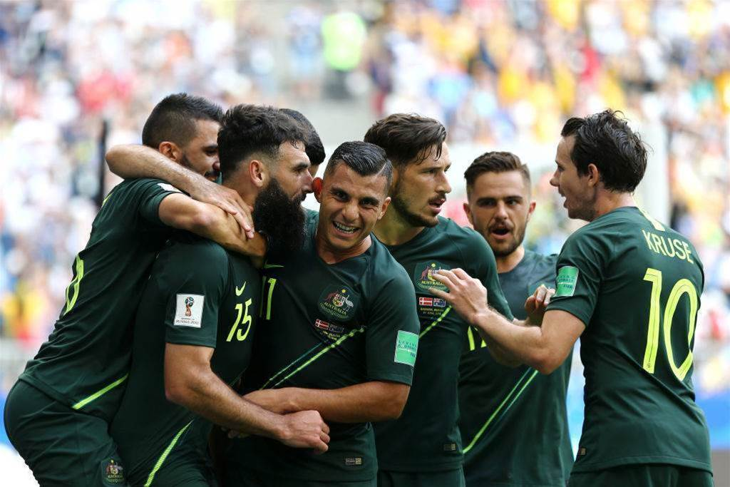 Two key Socceroos returning from injury
