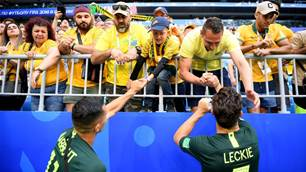 A-League's City seal long-term Socceroos-based attack