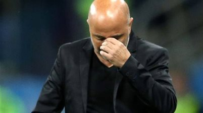 Sampaoli takes blame for Argentina defeat