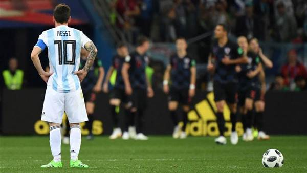 Messi's 'uniqueness fades' when playing for Argentina