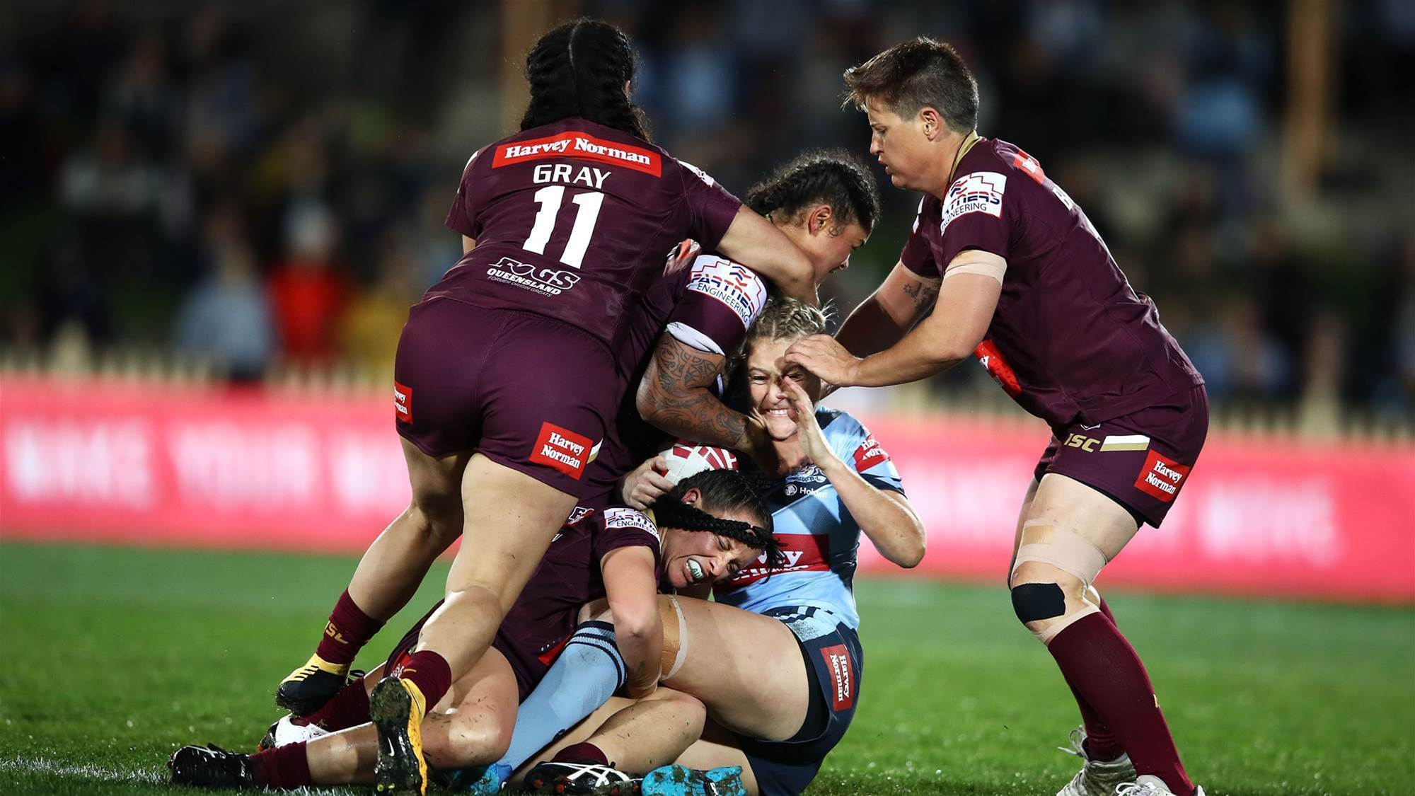Kelly double sparks NSW Origin win