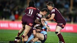 Kelly double sparks NSW Origin win