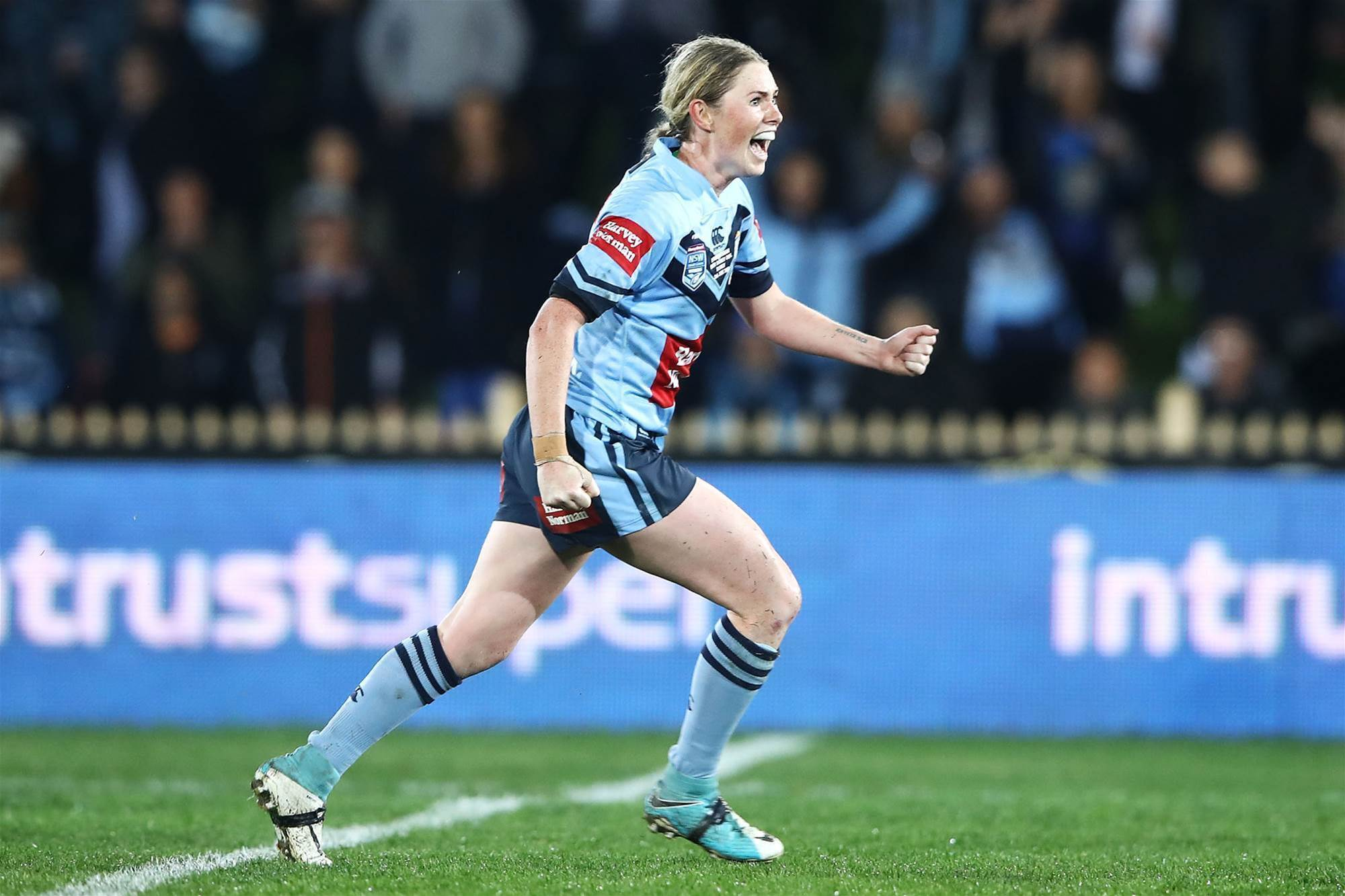 Studdon left with out a job to play Origin