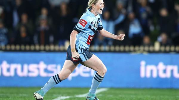 Studdon left without a job to play Origin