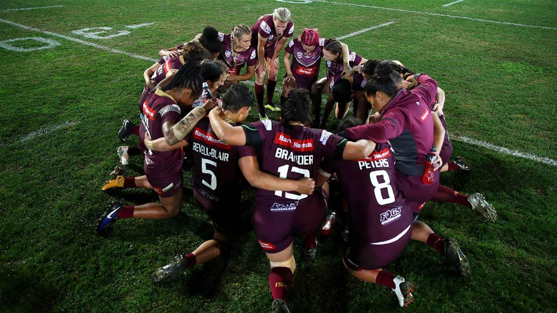 Queensland women to come under Maroons banner