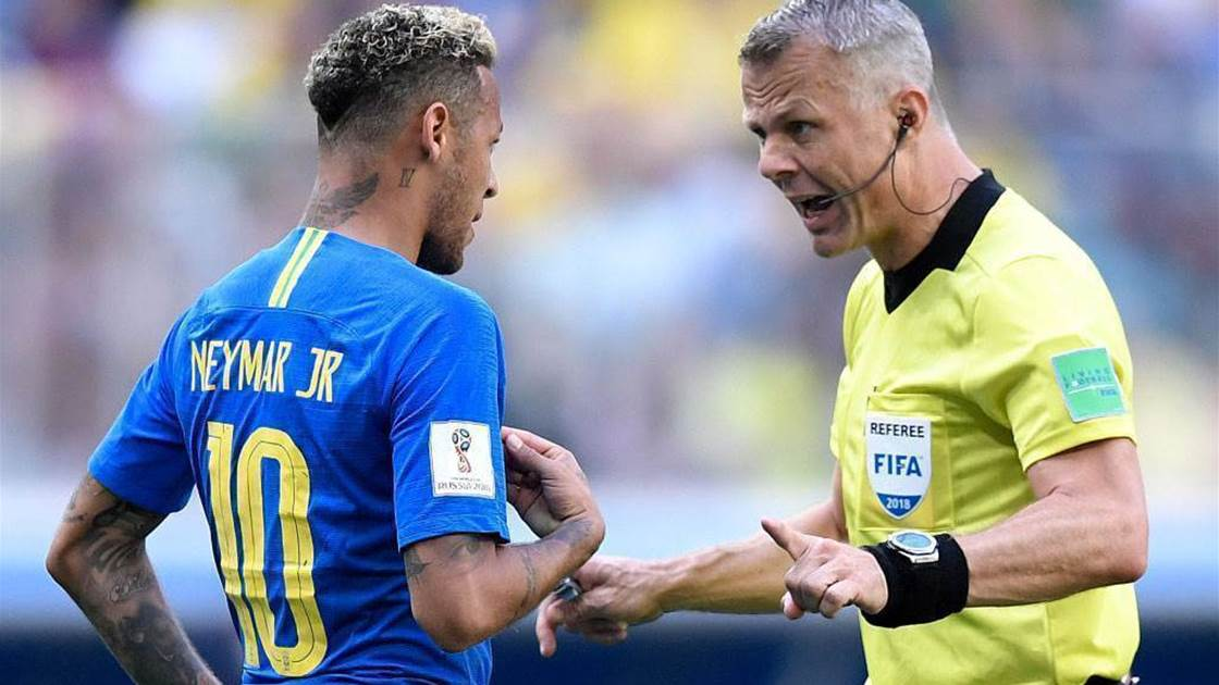 Top European ref to officiate Russia v Spain