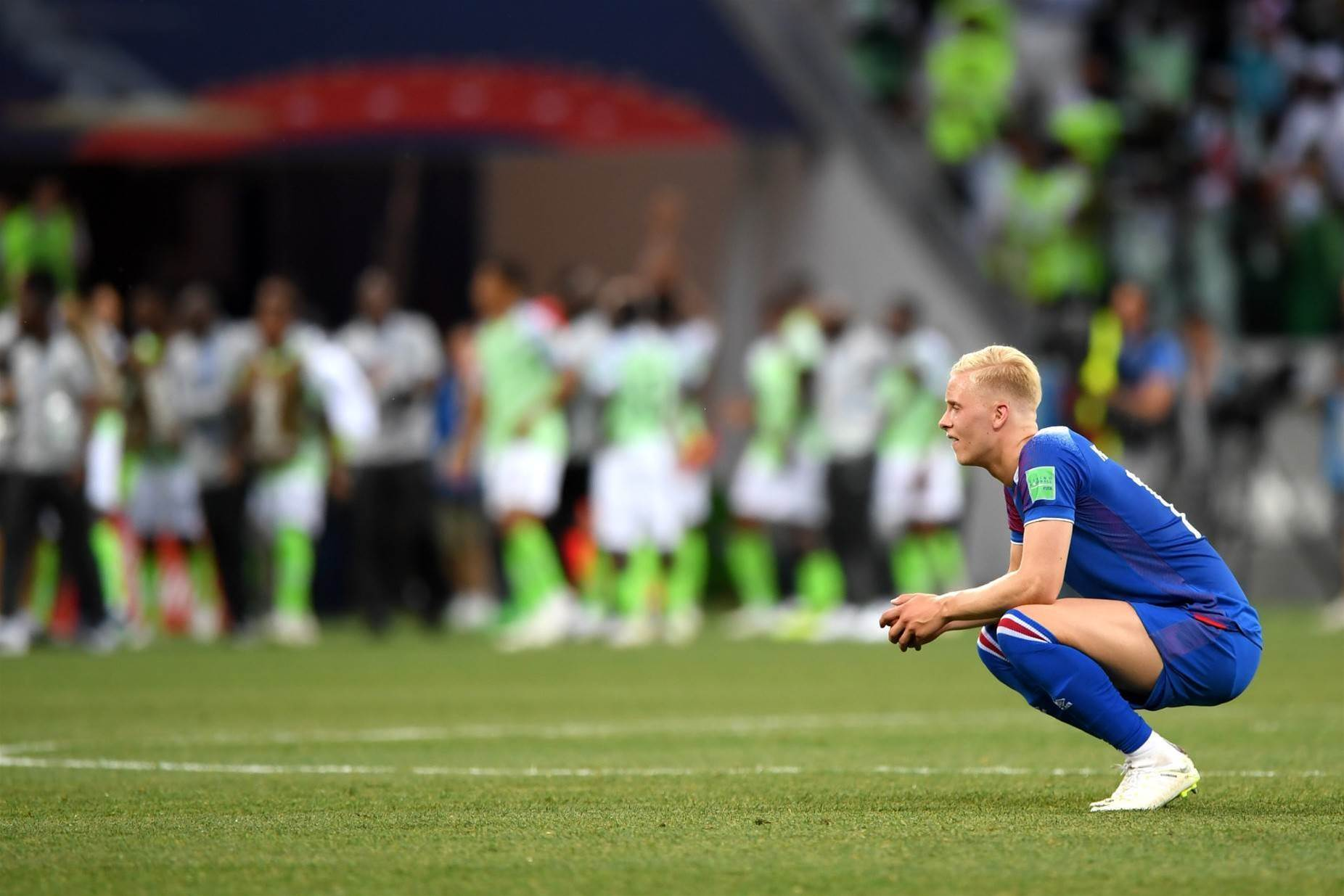 Nigeria v Iceland player ratings