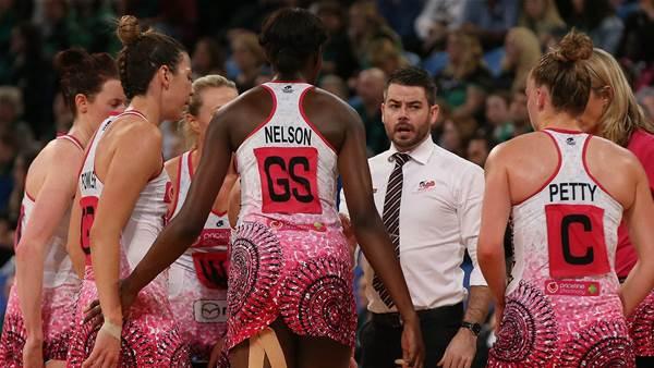 Thunderbirds on the look for a new coach