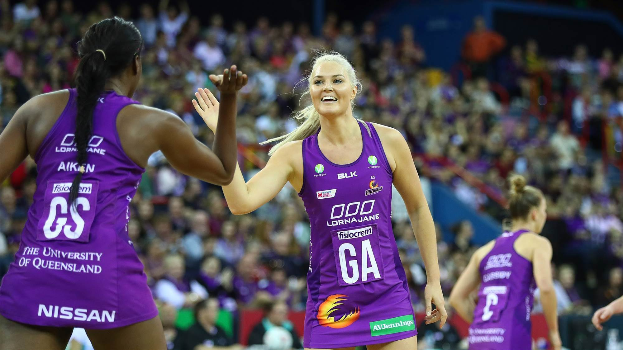 Shooters hold the key for Firebirds