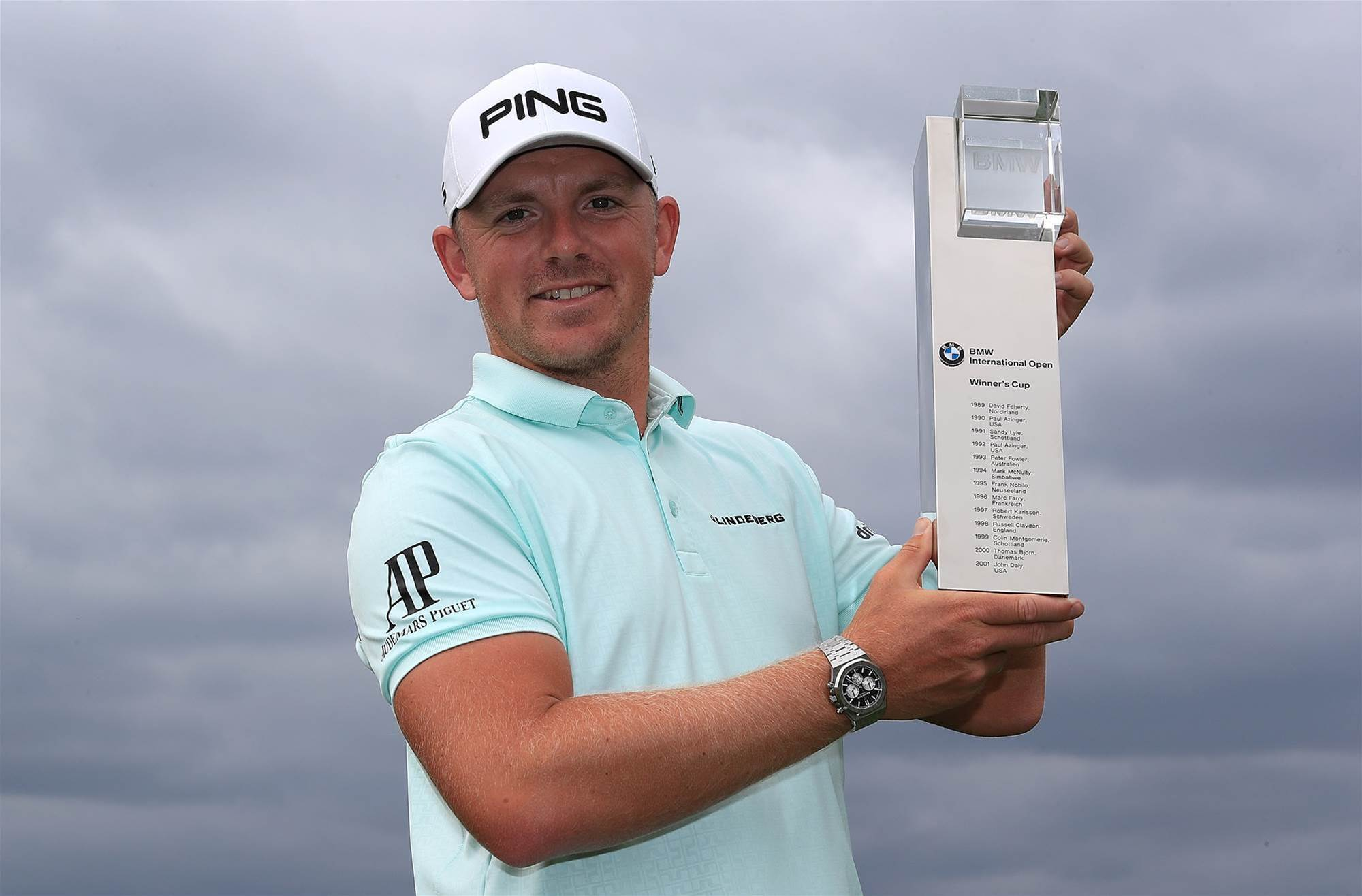 EURO TOUR: Wallace wins BMW International