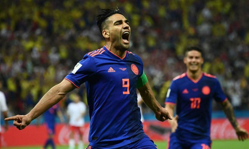 Rodriguez: Falcao deserved first World Cup goal