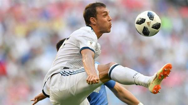 Russia in 'fight to the death' against Spain - Dzyuba