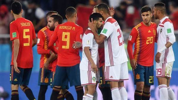 Spain Coach: Morocco deserved much more at World Cup