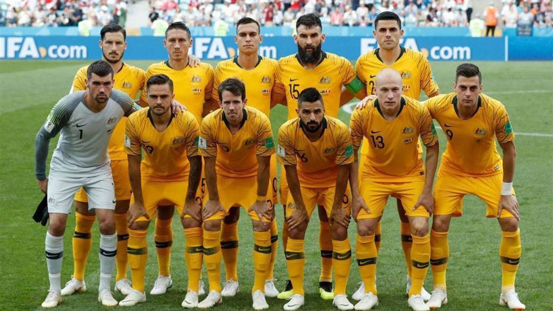 Socceroos World Cup report card