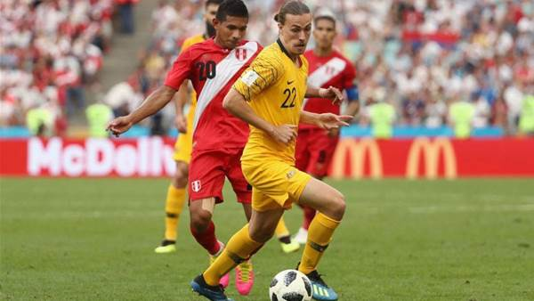 Irvine: Socceroos had more to give