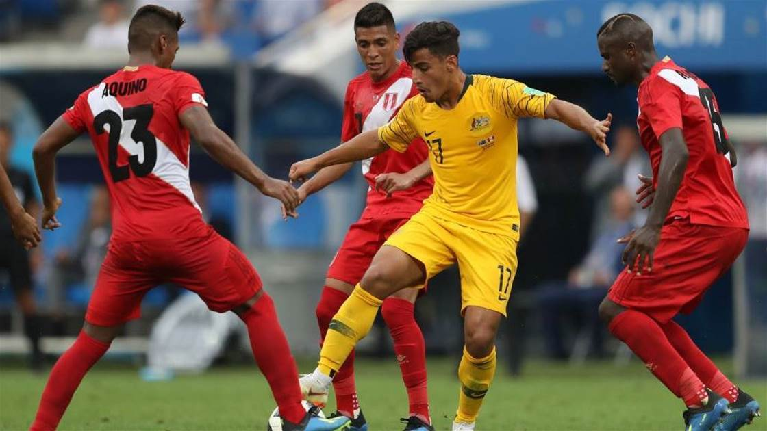 'Arzani - prove the doubters wrong'