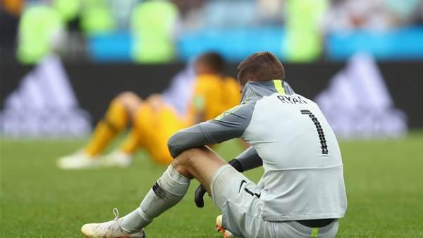 SBS: 1.5m watch Socceroos crash out
