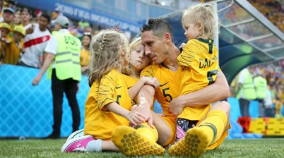 'So many people gave up so much for me': Socceroos, A-League legend retires