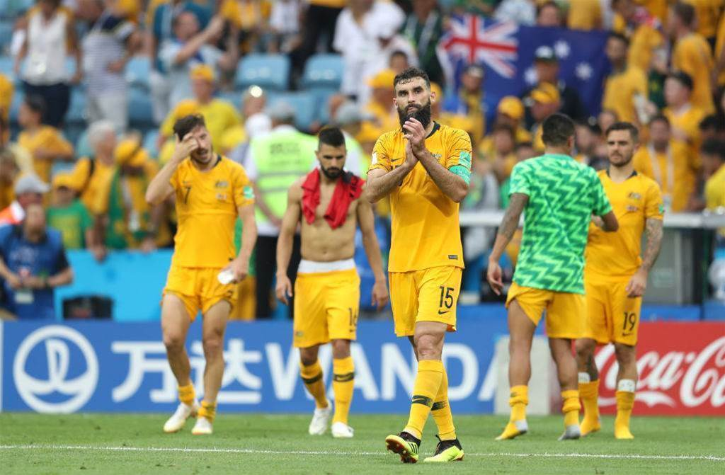 Socceroos slide on latest FIFA rankings