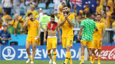 Socceroos slide in latest FIFA rankings