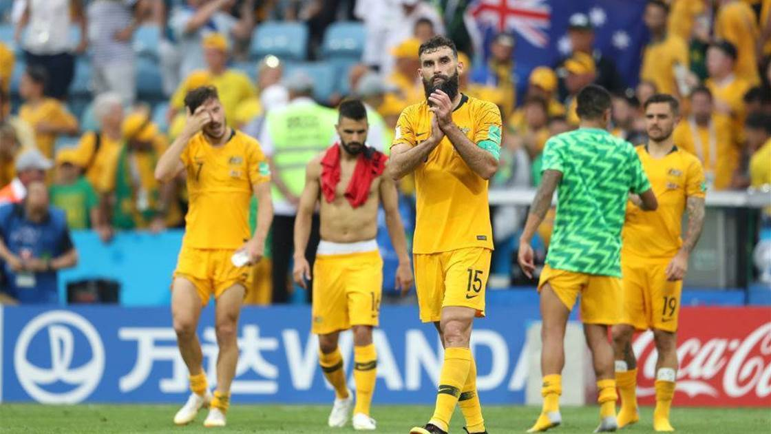 Socceroos slide in latest FIFA rankings