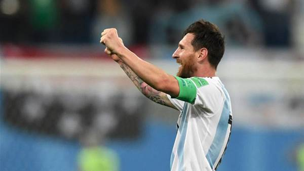 Messi expects tough game against 'explosive' France